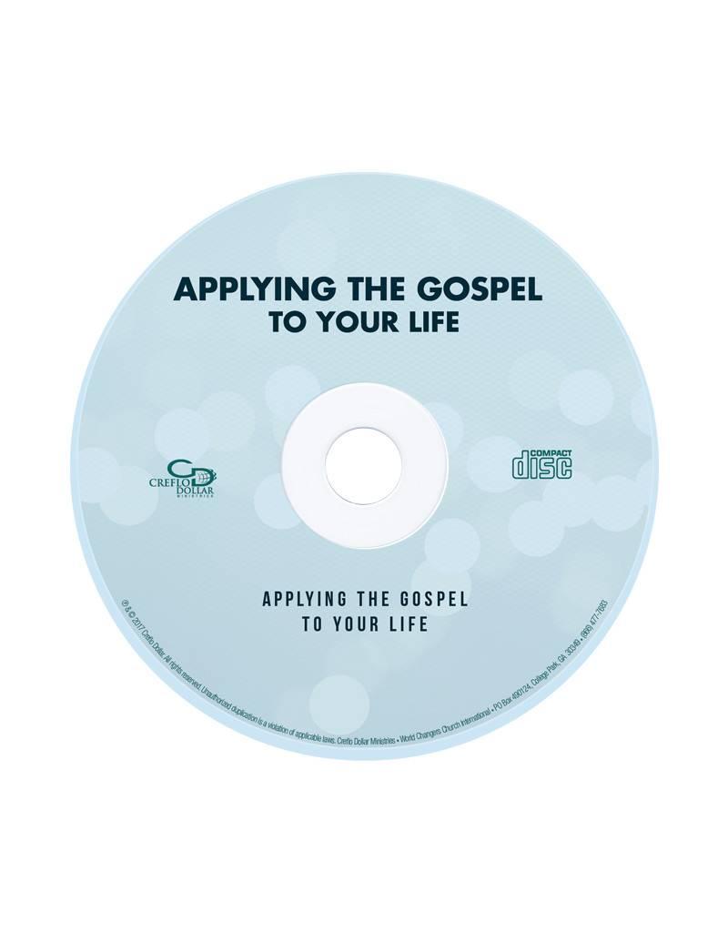 Applying the Gospel to Your Life: Single DVD