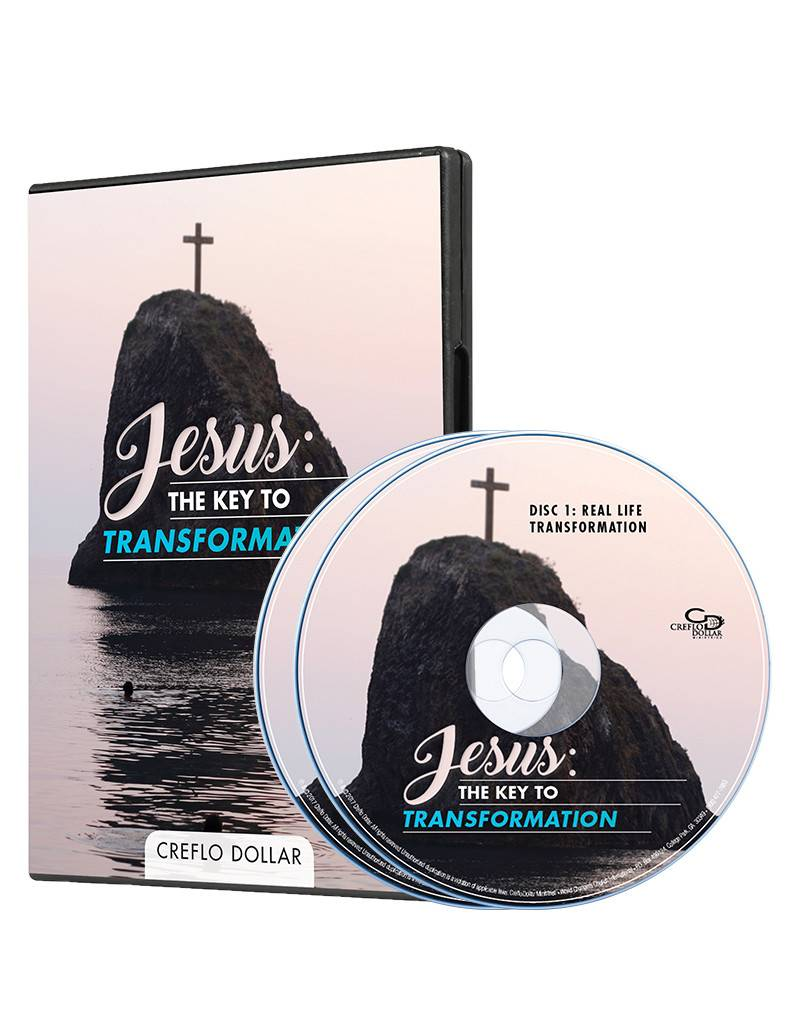 Jesus: The Key to Transformation: 2 DVD Series