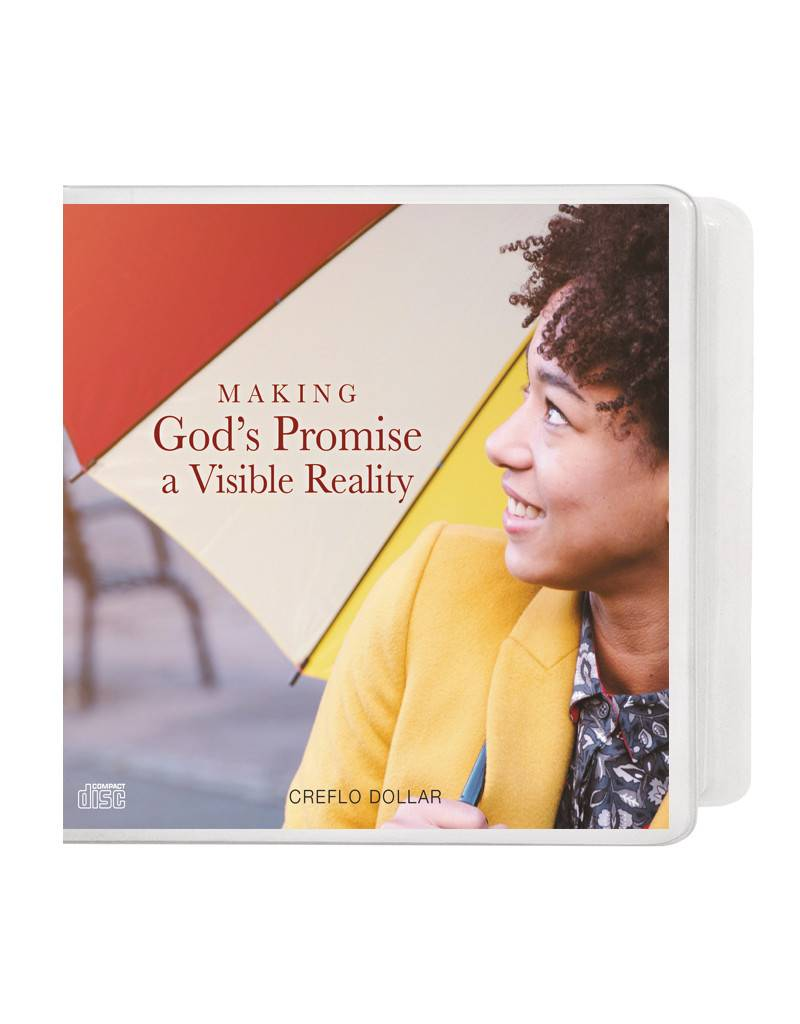 Making God's Promises a Visible Reality: 3-DVD Series