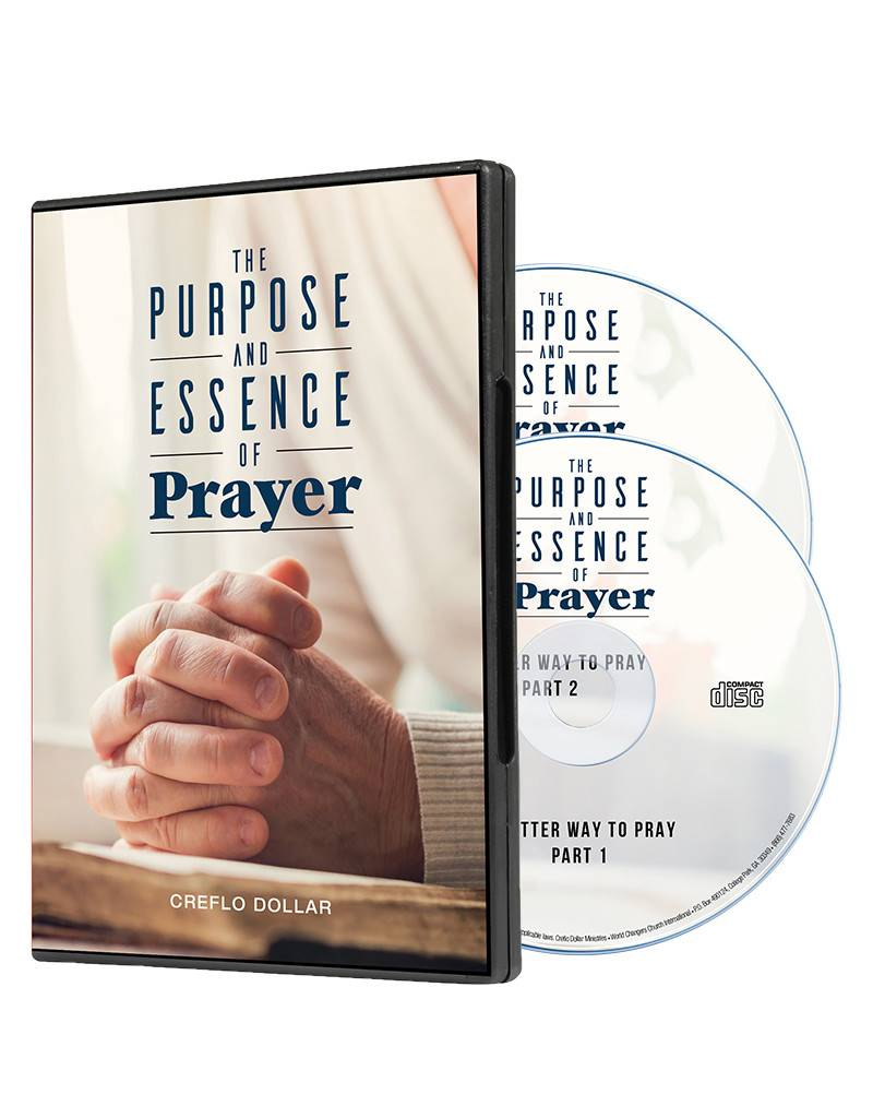 The Purpose and Essence of Prayer: 2-DVD Series