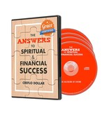 Answers to Spiritual and Financial Success - Volume 1: 4-CD Series