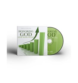 Honoring God With Your Giving: Single CD