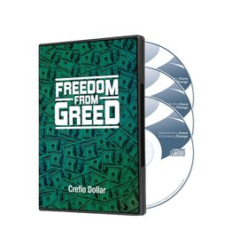 Freedom From Greed: 3-CD Series