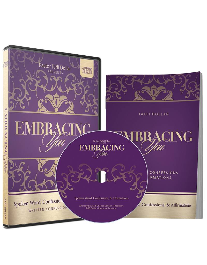 Embracing You Confessions CD & Booklet (Volume 1)