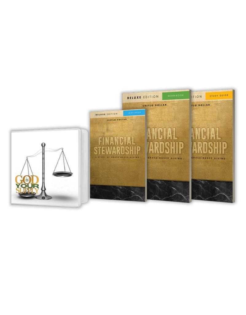Financial Stewardship Deluxe Combo: August 2017 Partner Letter