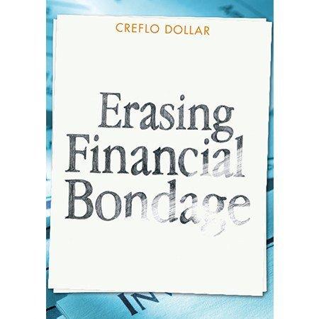 ERASING FINANCIAL BONDAGE - BOOK