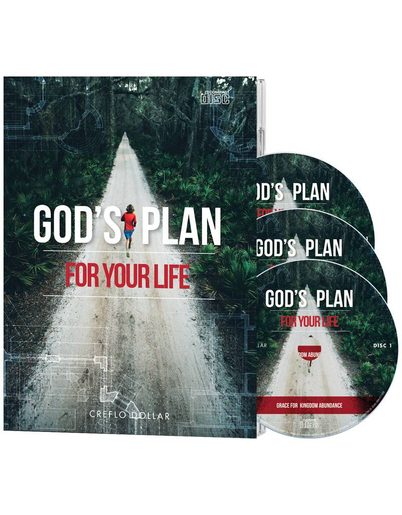God's Plan For Your Life DVD O.D.