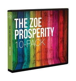 Zoe Prosperity Pack 10 CD Series