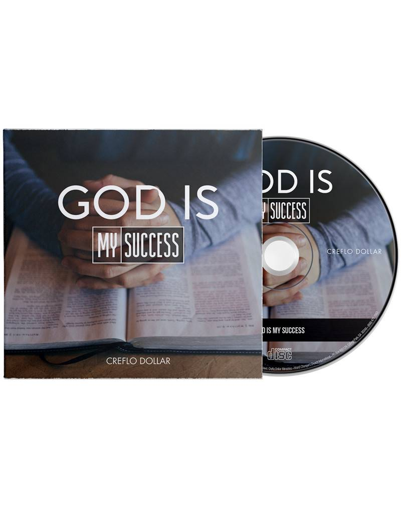 God Is My Success - CD Single