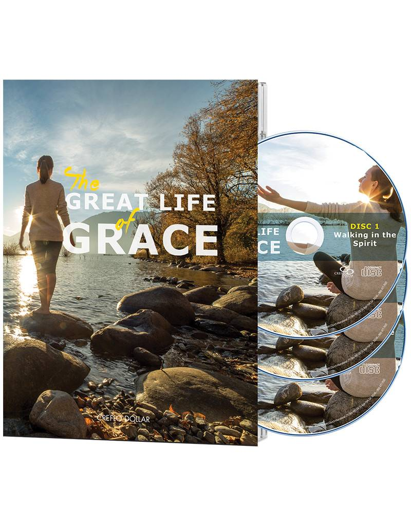 The Great Life of Grace  - 3 CD Series