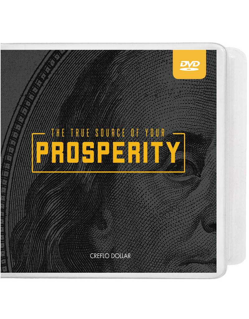The True Source of Your Prosperity - 3 DVD Series