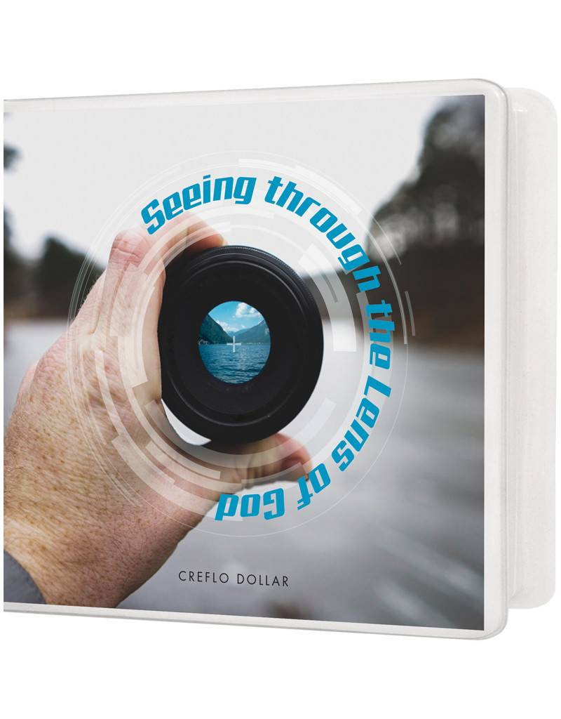 Seeing Through The Lens of God - 3 CD Series