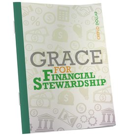 Grace for Financial Stewardship Mini Book