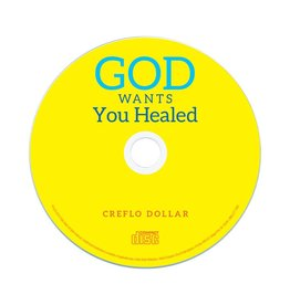 God Wants You Healed CD