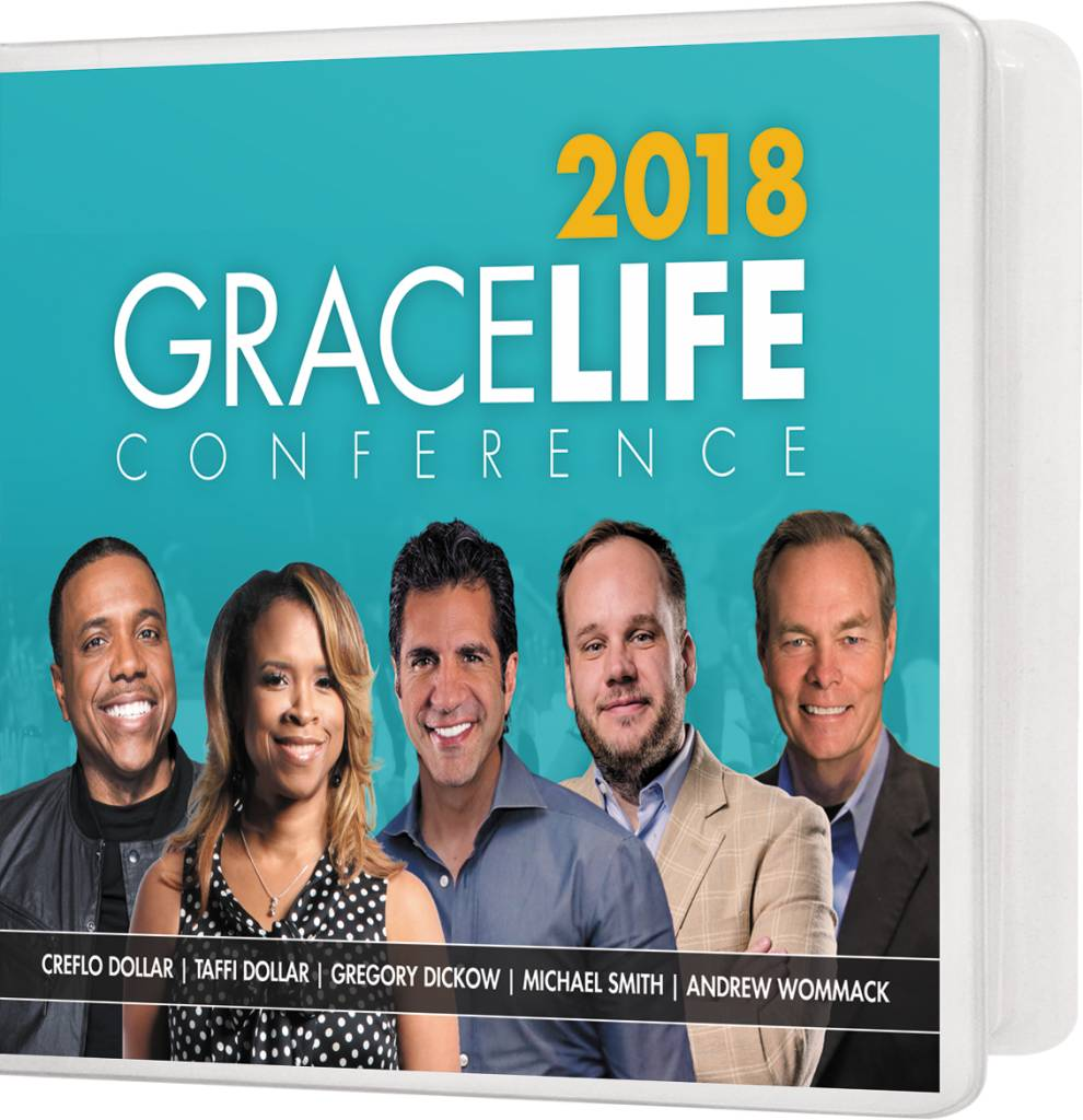 GraceLife 2018 Conference CD Series