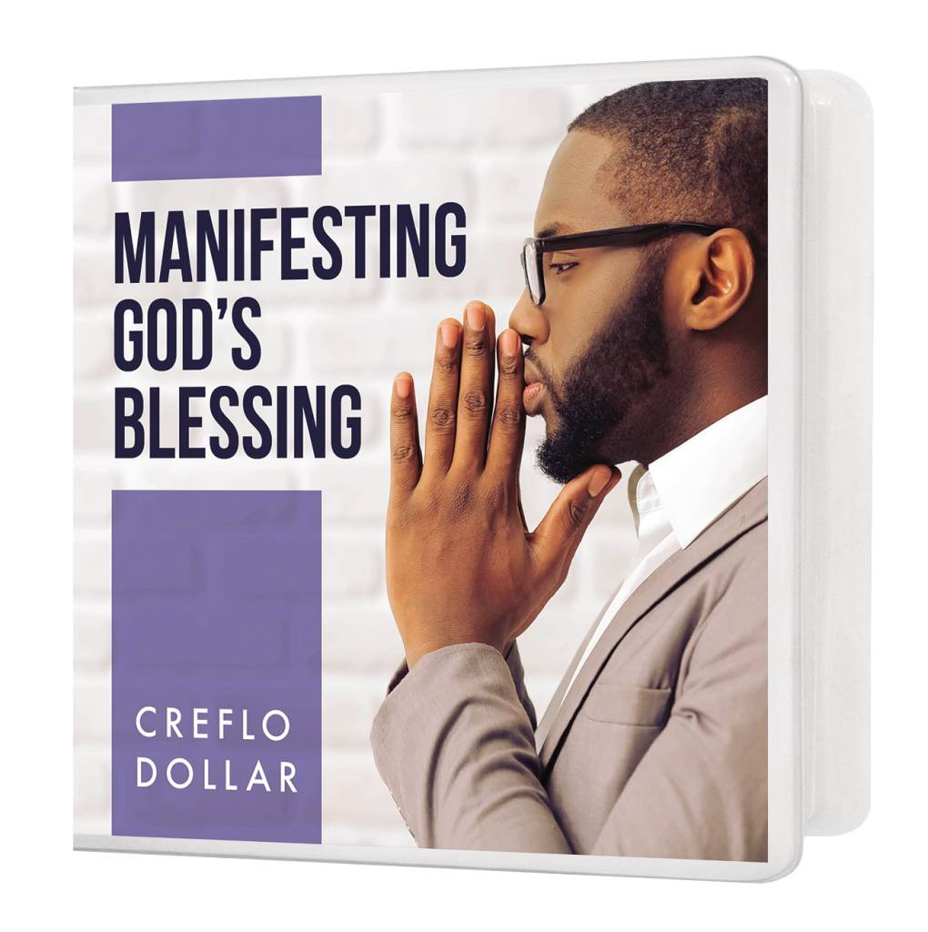 Manifesting God's Blessing CD Series