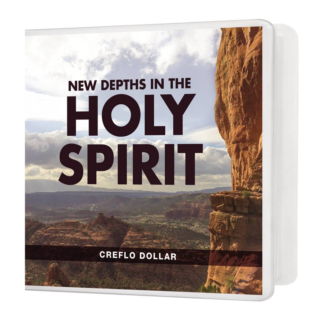 New Depths in the Holy Spirit - 4 CD Series