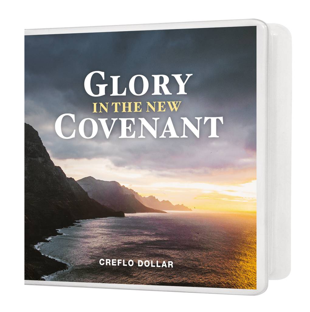Glory in the New Covenant - 4 DVD Series