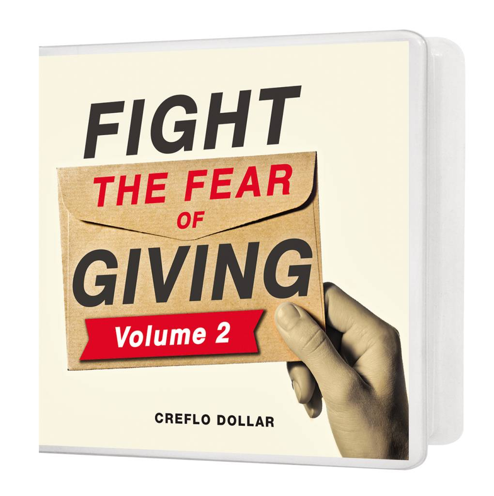 Fight The Fear Of Giving Volume 2 CD Series