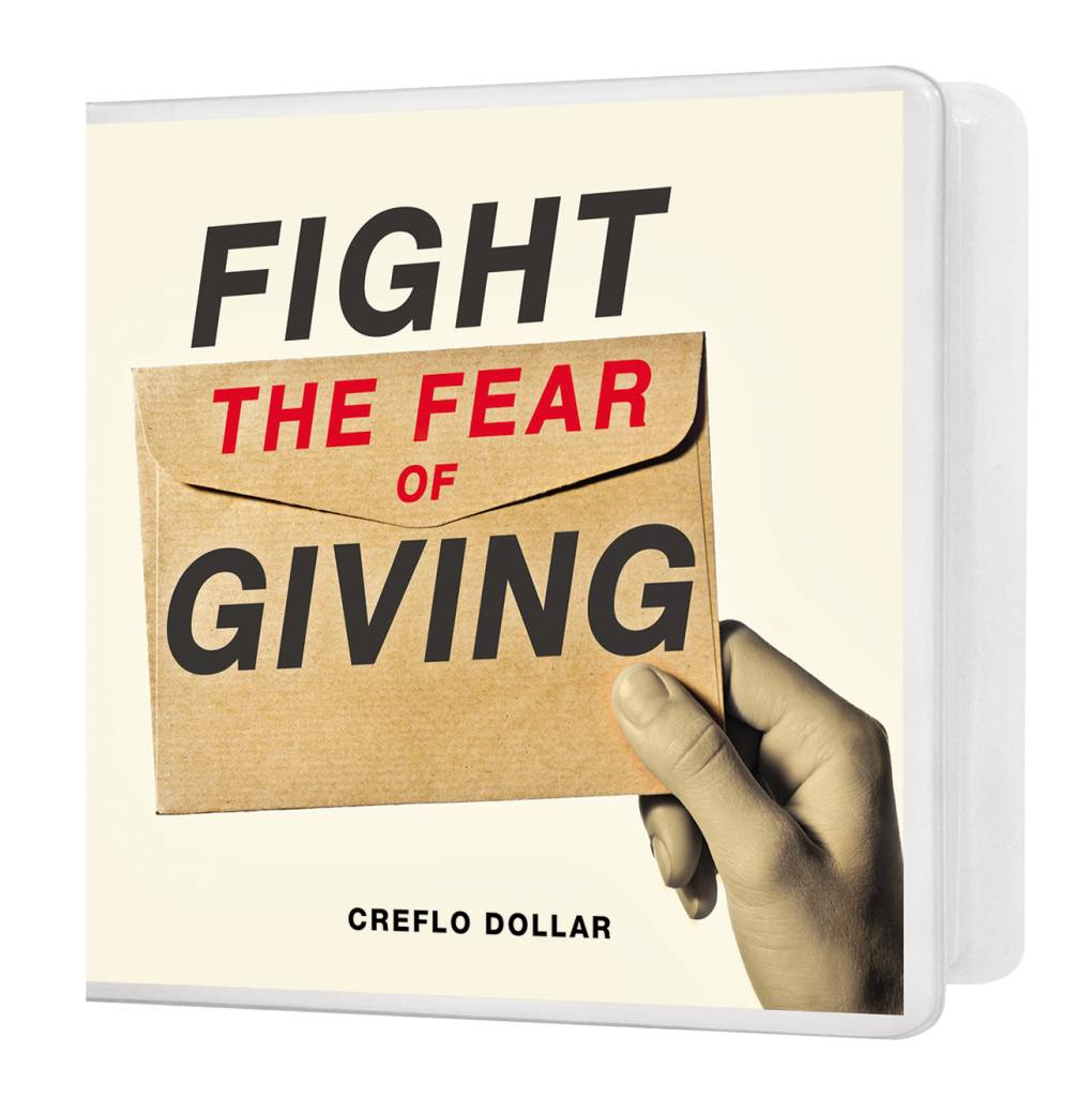 Fight the Fear of Giving DVD Series