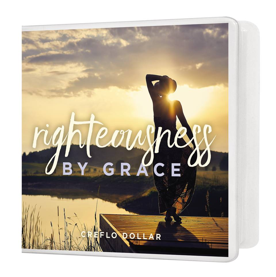 Righteousness by Grace - 5 DVD Series