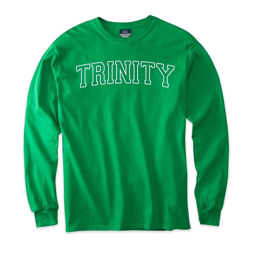MV Sports Comfort Colors Green Long Sleeve