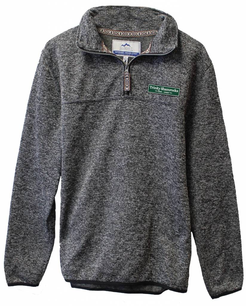 Summit Sportswear New for 2019 Heather Sweater 1/4 Zip