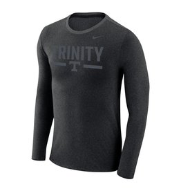 Nike Nike Marled Black Heather LS