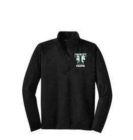 Digital Promotions Theatre Mens 1/4 Zip Embroidered