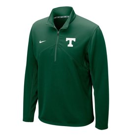 Nike Nike Dri-Fit 1/4 Zip Green
