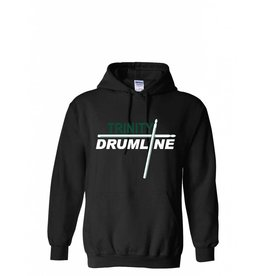 Digital Promotions Drumline  Black Sweatshirt Hoodie