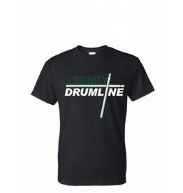 Digital Promotions Drumline Black Short Sleeve 50/50 Tee