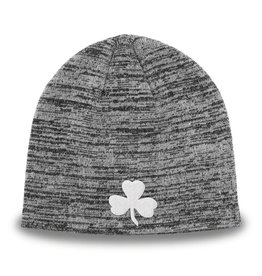 The Game Black Heather Beanie