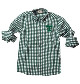 Wes & Willy Youth Gingham Shirt
