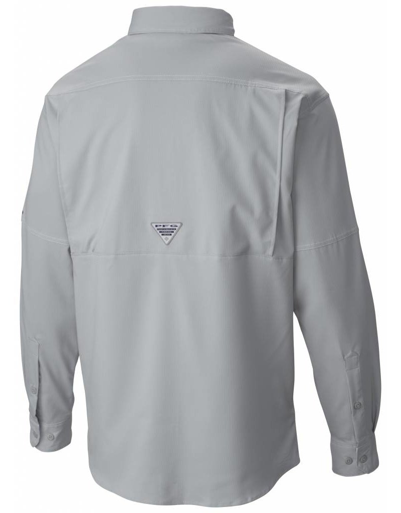 Columbia Columbia Low Drag Offshore L/S Cool Grey