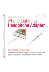 smashdiscount Lightning Headphone Adapter