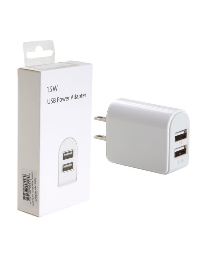 smashdiscount Dual USB Charger/Adapter