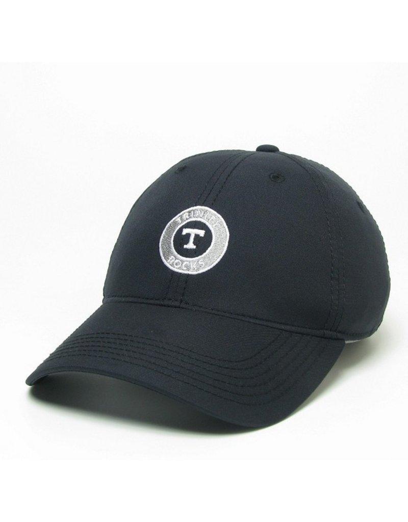 Legacy Athletics Cool Fit Adjustable Hat Black