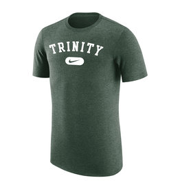Nike Nike TriBlend Short Sleeeve Tee Green Heather