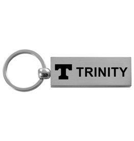 LXG Keychain Laser Engraved Power T Trinity