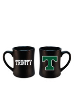 RFSJ Black Large Coffee Mug Power T with Trinity