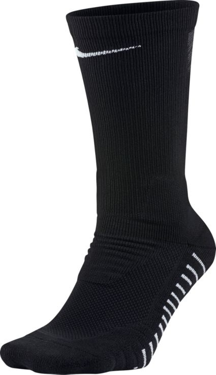 Nike Football Socks White, Green, and Black