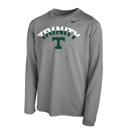 Nike Nike Youth Heather Long Sleeve Dri-fit 2019