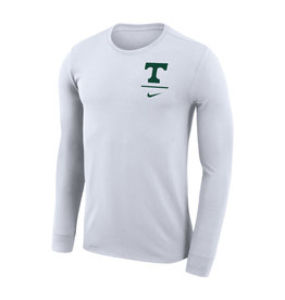 Nike Nike 2019 Dri fit Long Sleeve Left Chest White