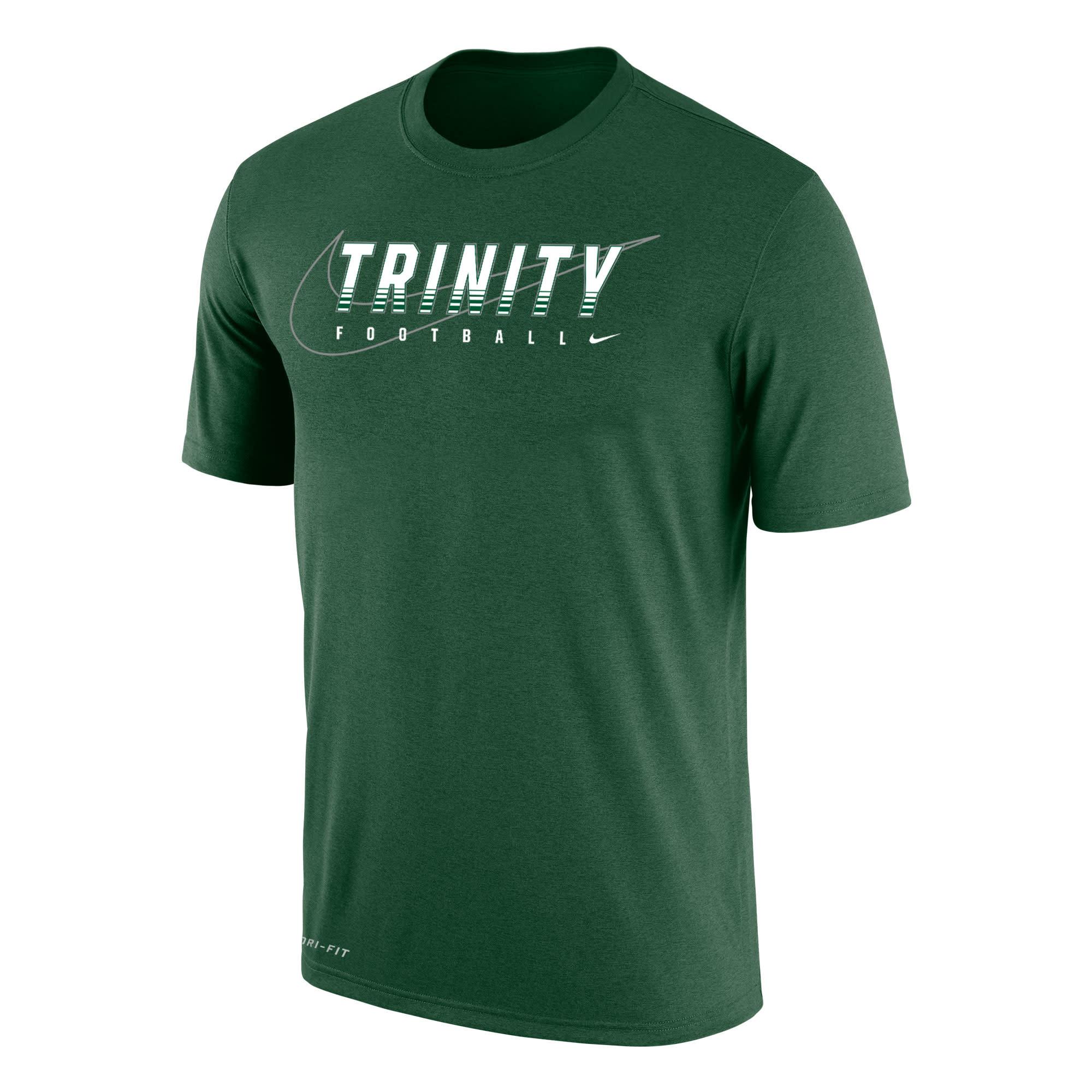 Nike Nike Football Drifit Cotton Green Football