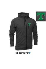 CDI SPORTS Tri Blend FullZip Jacket