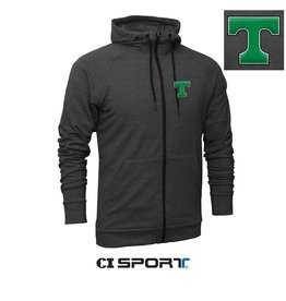 CDI SPORTS Sale Tri Blend FullZip Jacket