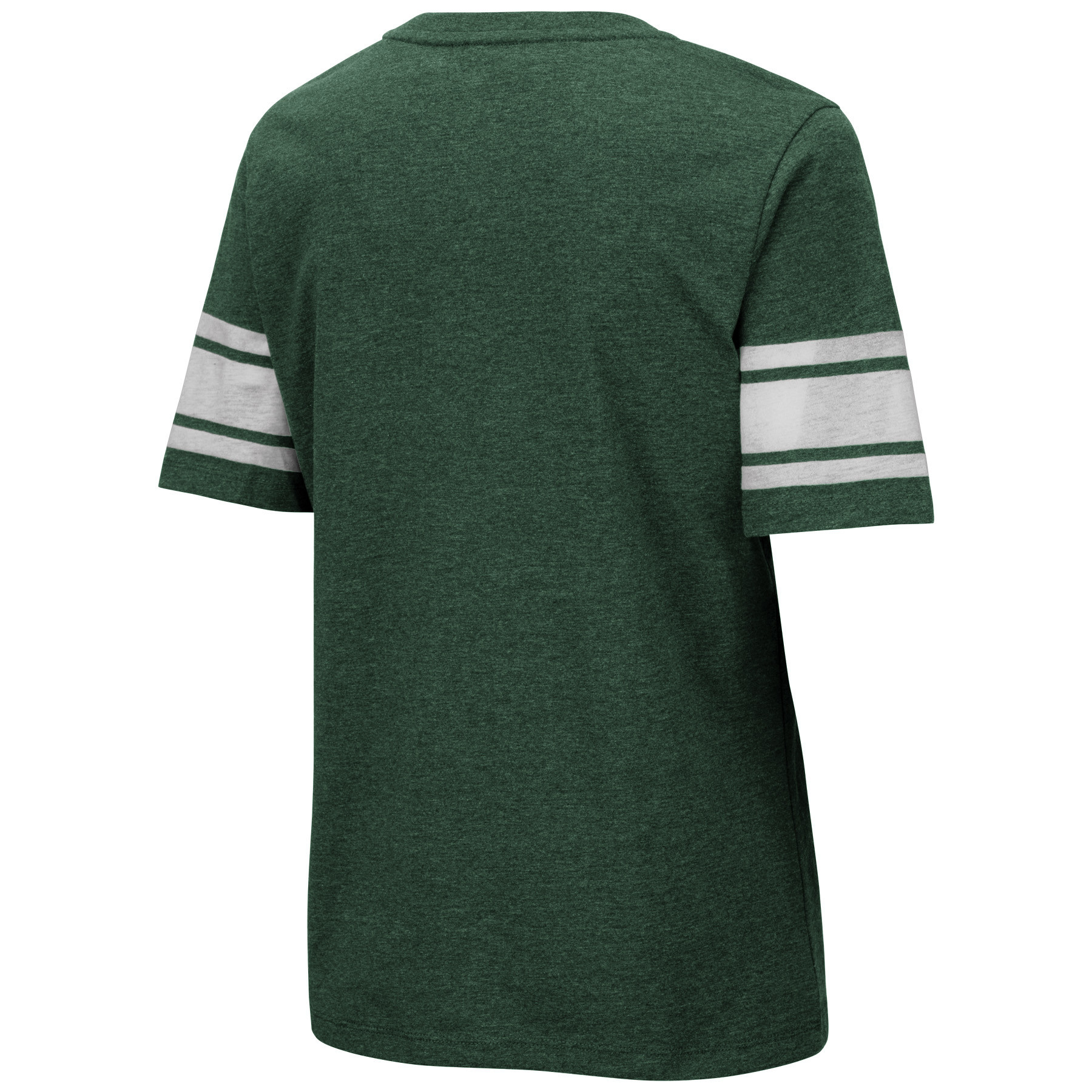 colosseum Ladies Football V- Neck Cotton/Ploy