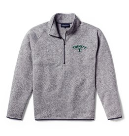 League League Men's Saranac 1/4 Zip Grey