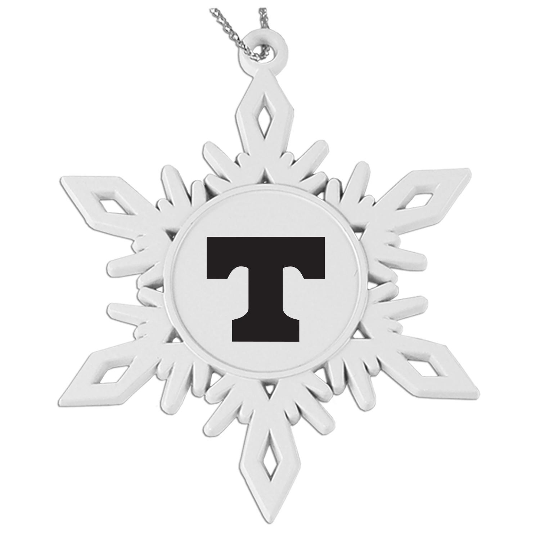 LXG Snowflake Ornament White